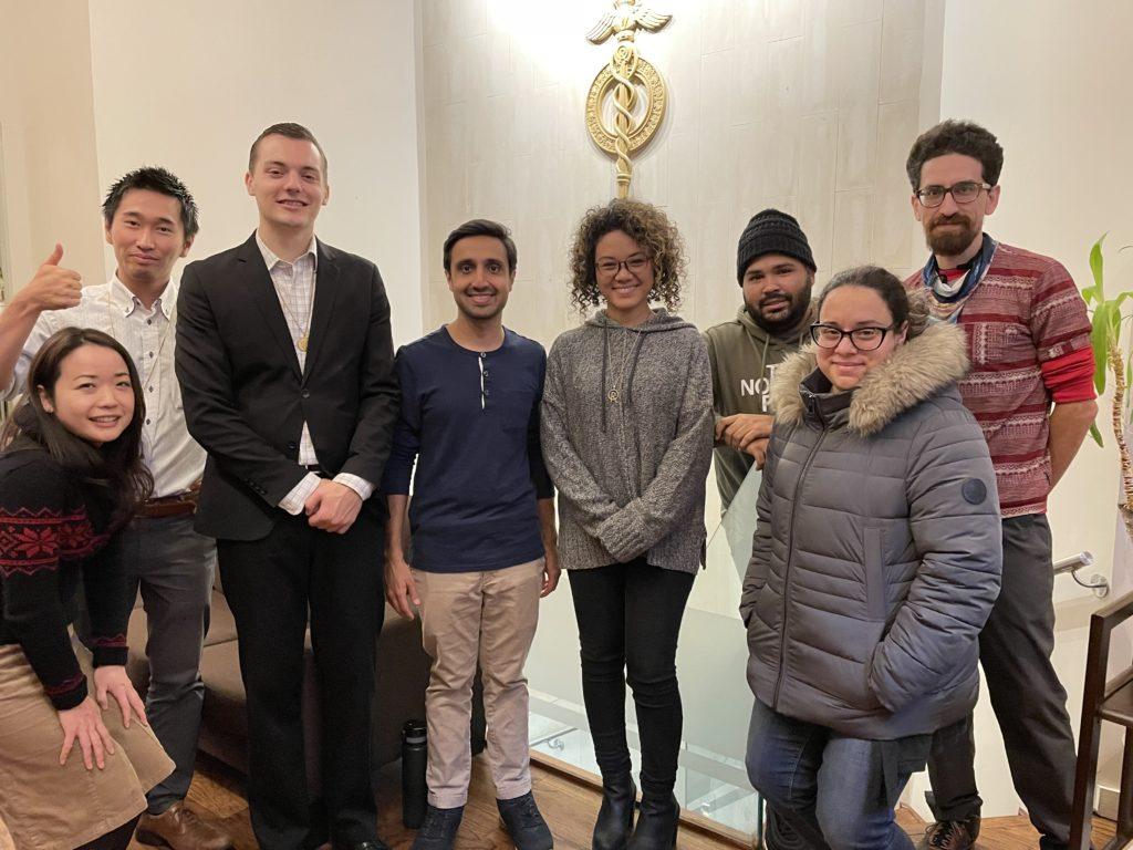 NY members at Happy Science NY