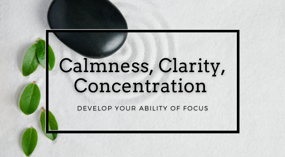 CLARITY CONCENTRATION