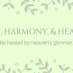 Hope, Harmony and Healing