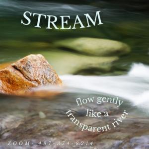 stream-meditation