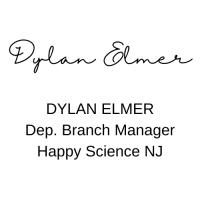 Dylan Elmer Name Card